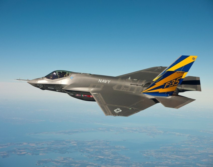 Avionul F-35 Lightning II 1