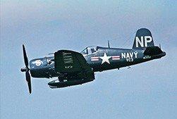 Avionul F4U Corsair 1