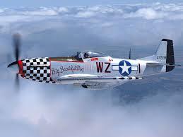 Avionul P-51 Mustang [1]