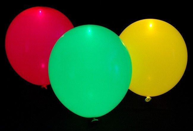 Baloane cu LED 0