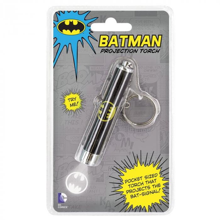 Breloc cu lumini Batman [2]