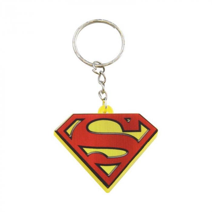Breloc cu lumini Superman [2]