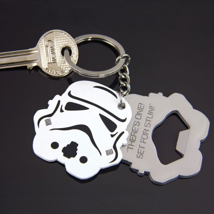 Breloc desfacator de sticle Stormtrooper 0