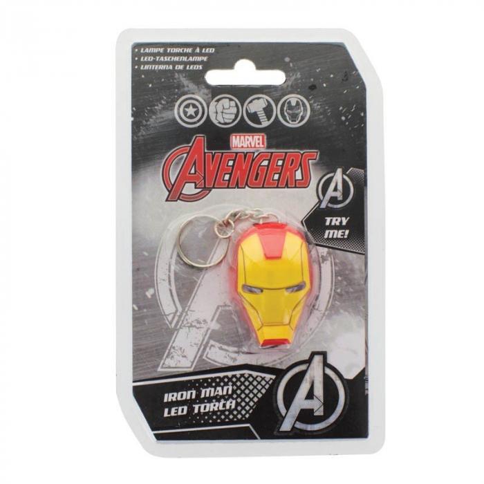 Breloc Iron Man 2