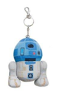 Breloc R2-D2 din plus - 12 cm [0]