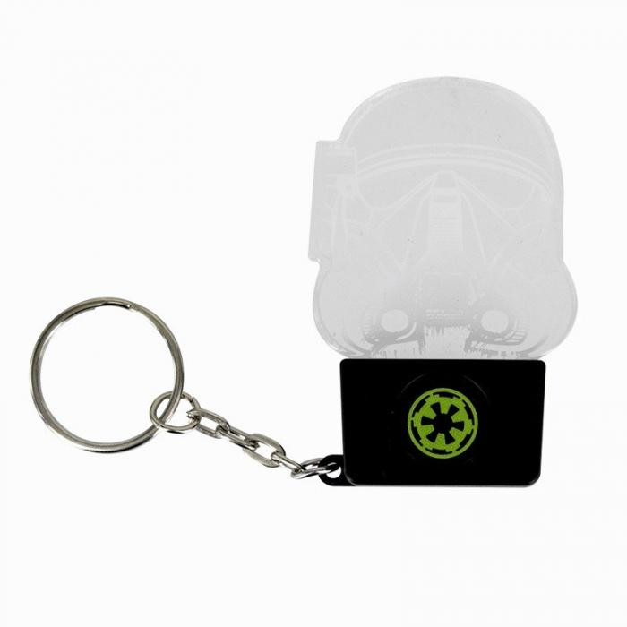 Breloc Star Wars cu lumini Death Trooper 1