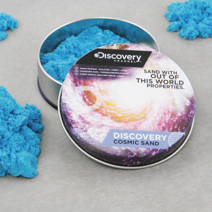 Cadou antistres - Nisip Galactic Discovery 0