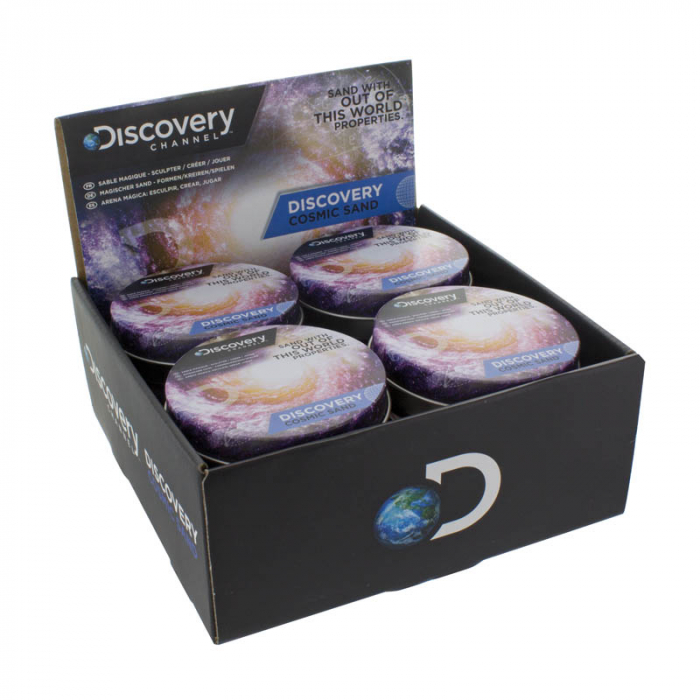 Cadou antistres - Nisip Galactic Discovery 1