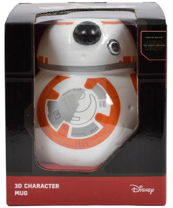 Cana 3D BB-8 1