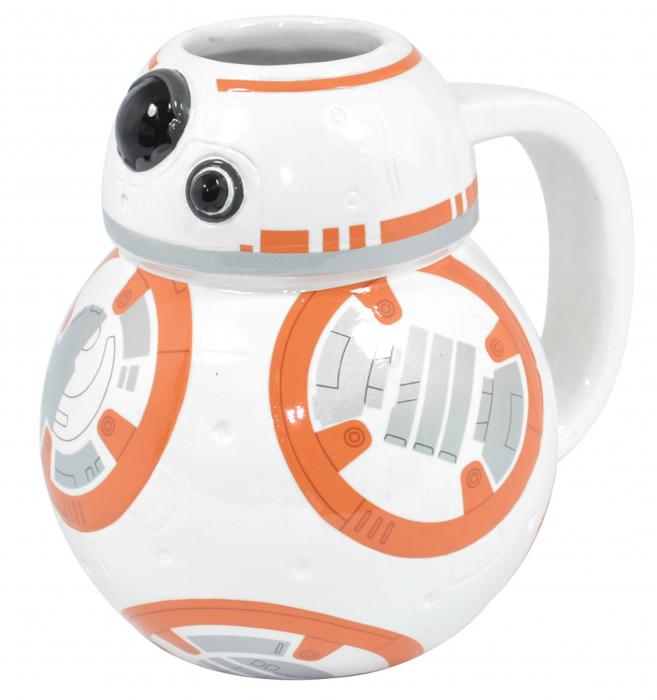Cana 3D BB-8 0