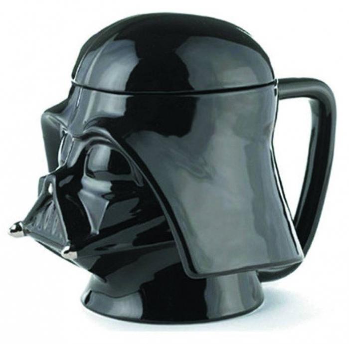 Cana cu capac Darth Vader [2]