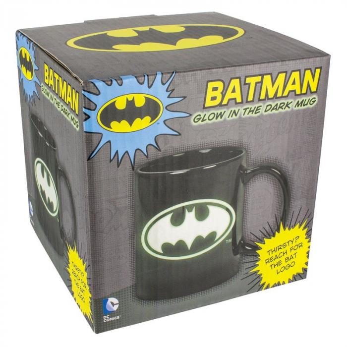 Cana fosforescenta Batman 2