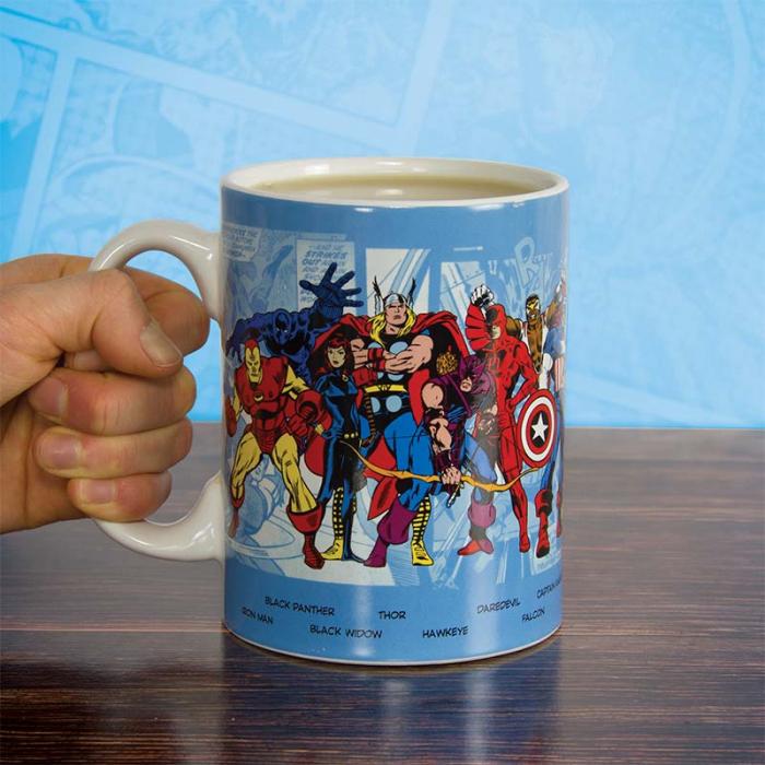 Cana glosar Marvel [0]