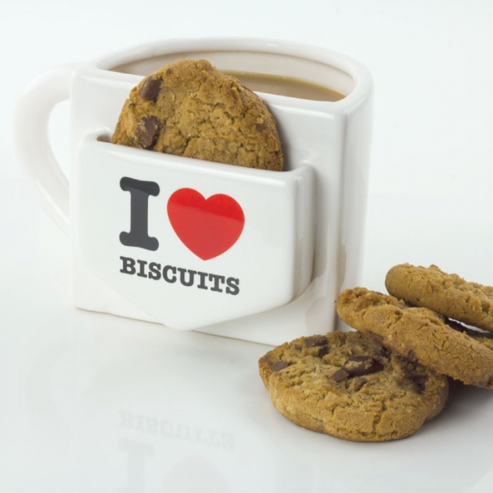 Cana haioasa I Love Biscuits 0