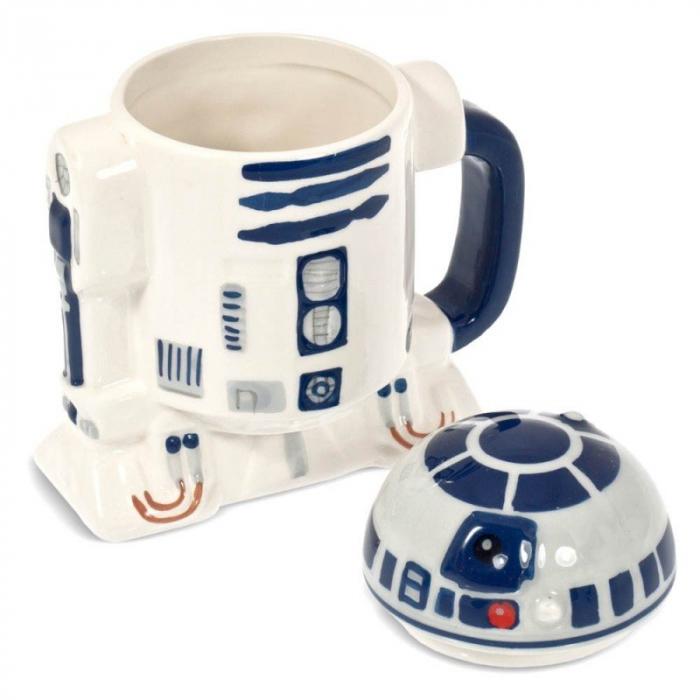 Cana R2-D2 cu capac 1