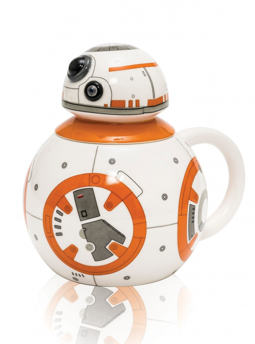 Cana Star Wars cu capac BB-8 [0]