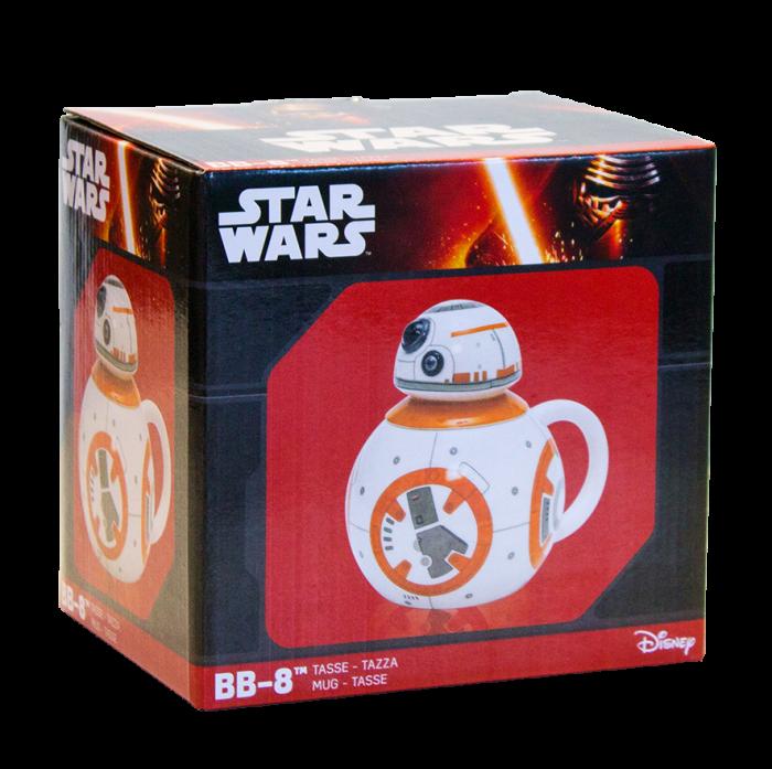 Cana Star Wars cu capac BB-8 [1]