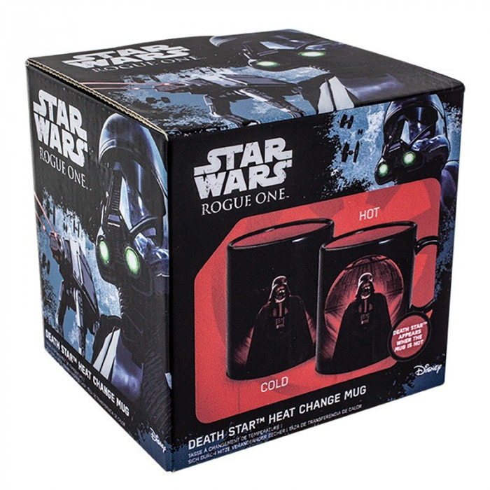 Cana termosensibila Death Star 4