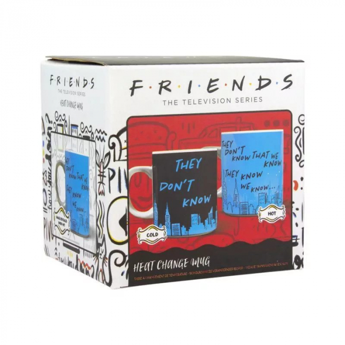 Cana termosensibila Friends 6