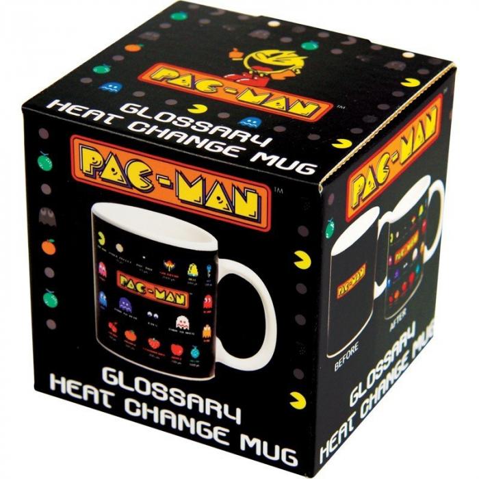 Cana termosensibila Index Pacman 2