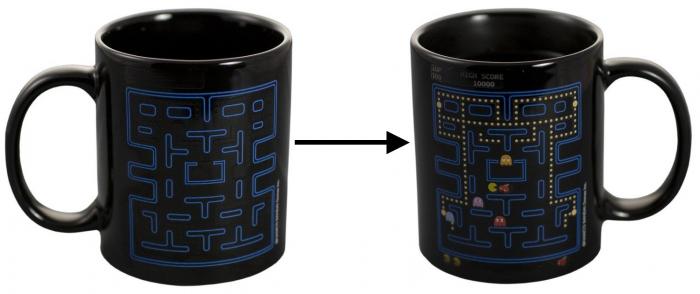 Cana termosensibila Pacman 0