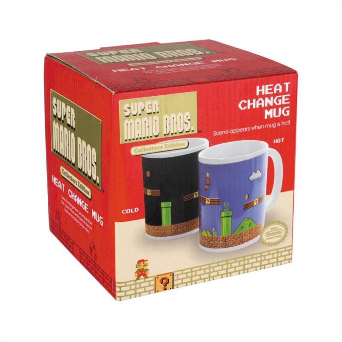 Cana termosensibila Super Mario [2]