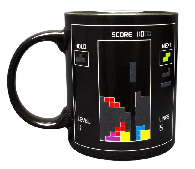 Cana termosensibila Tetris 4