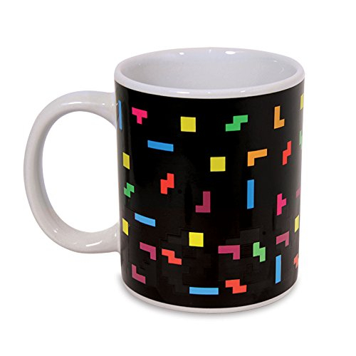 Cana termosensibila Tetris Geek