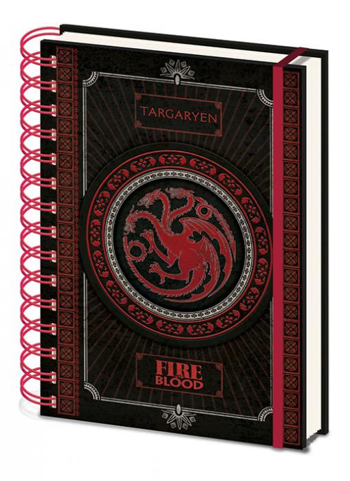 Carnetel Game of Thrones - Targaryen