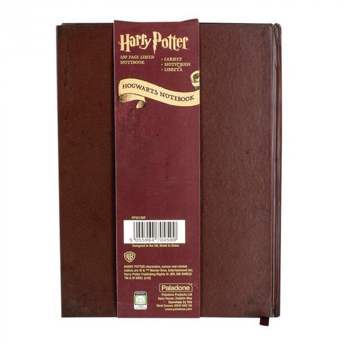 Carnetel Harry Potter 4