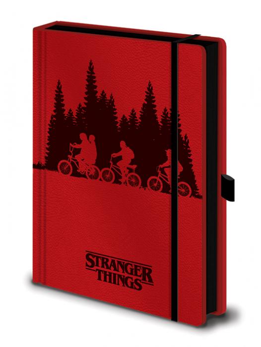 Carnetel premium Stranger Things 0