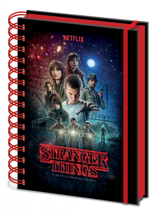 Carnetel Stranger Things 0