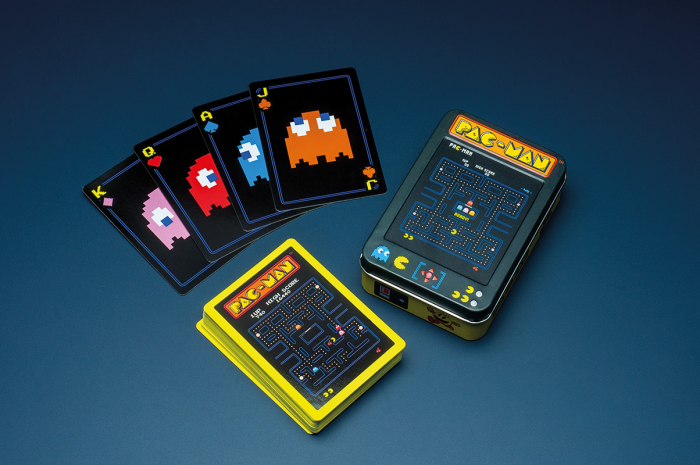 Carti de joc Pac Man 0