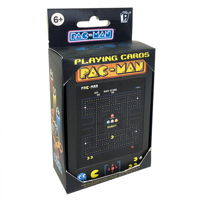 Carti de joc Pac Man 2