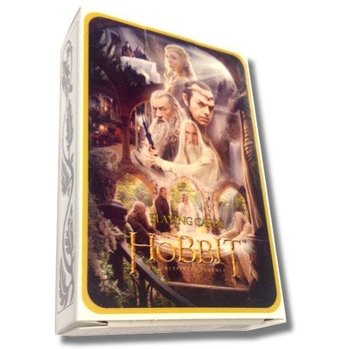 "Carti de joc ""The Hobbit"" 1"