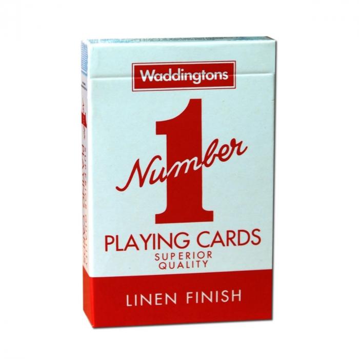 Carti de joc Waddingtons Classic 0