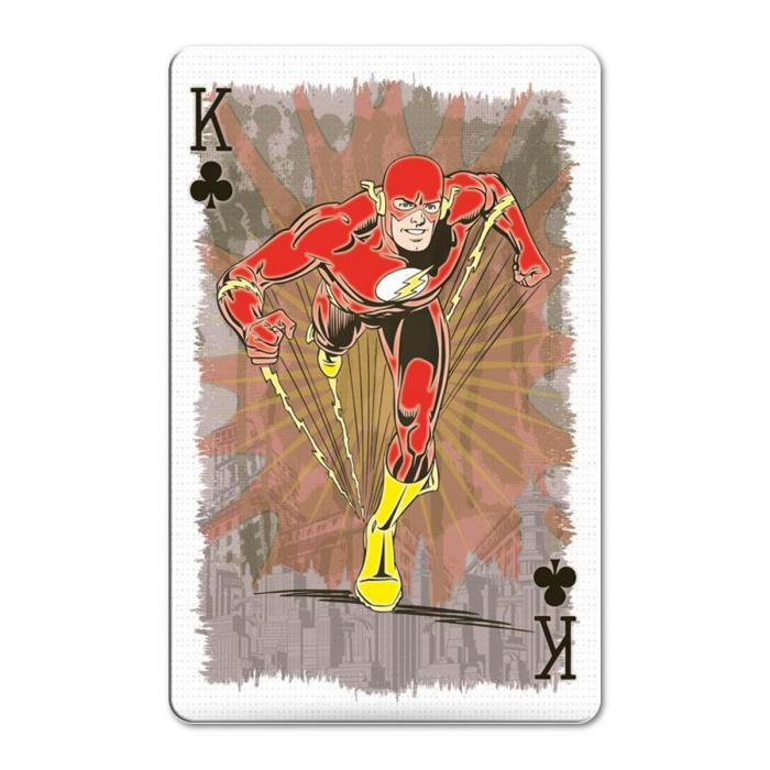Carti de joc Waddingtons DC Retro 1
