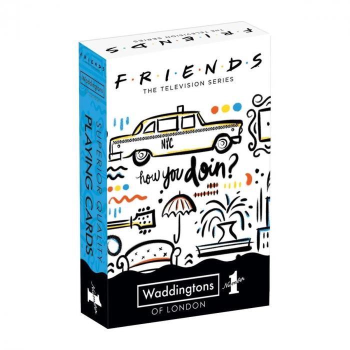 Carti de joc Waddingtons Friends 0