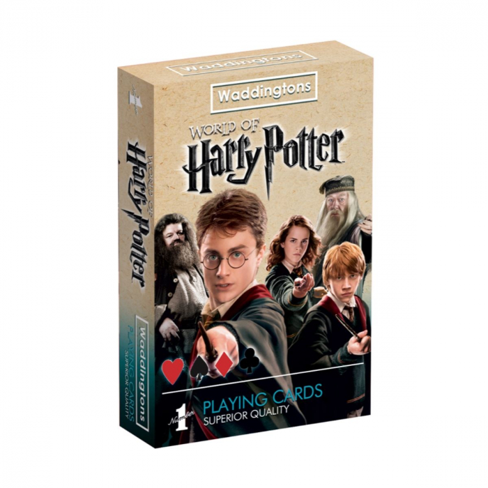 Carti de joc Waddingtons Harry Potter 0