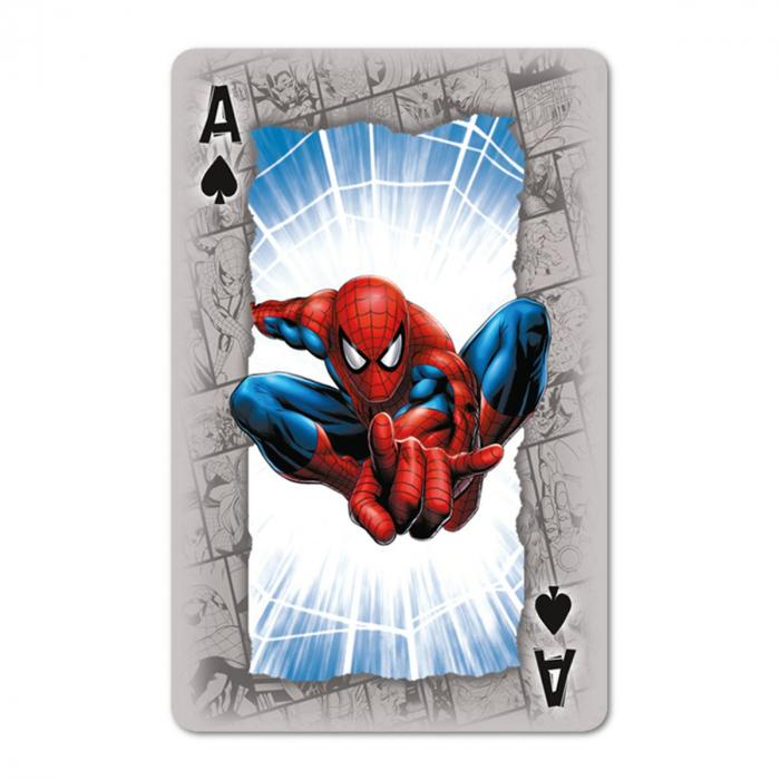 Carti de joc Waddingtons Marvel 2
