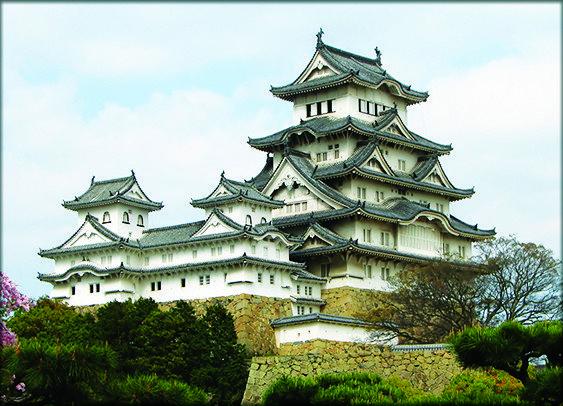 Castelul Himeji 1