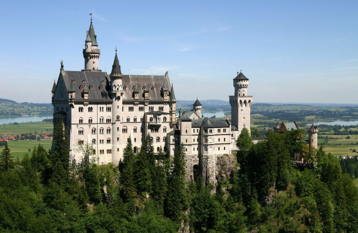 Castelul Neuschwanstein 1