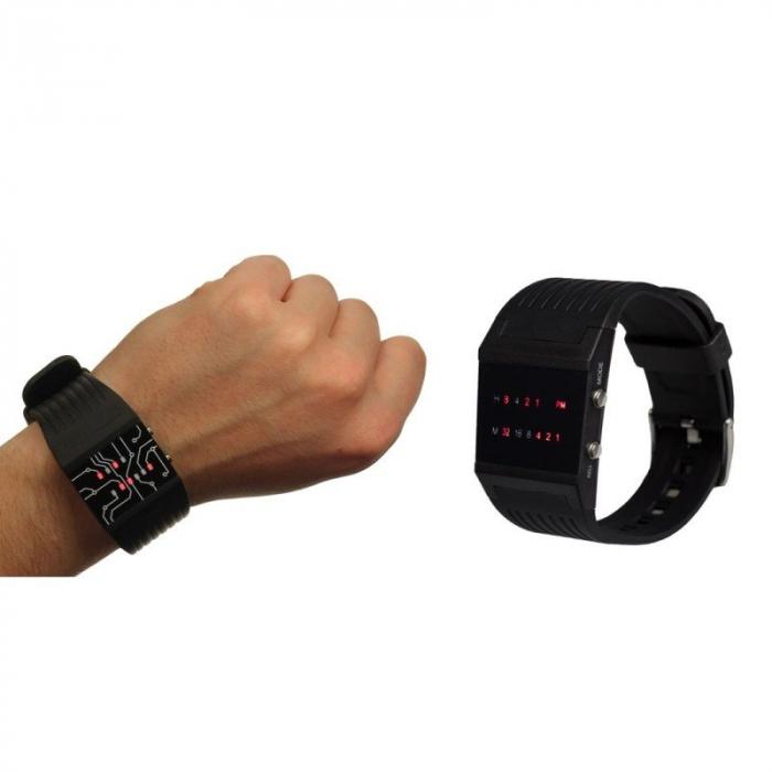 Ceas de mana binar 0