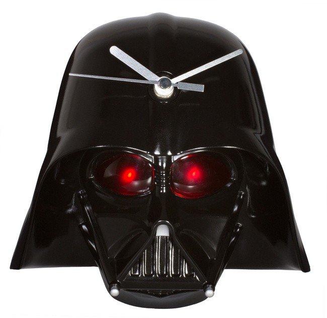 Ceas de perete 3D Darth Vader 0