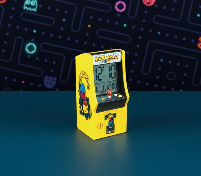 Ceas desteptator Pac Man