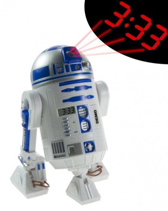 Ceas desteptator R2-D2 0