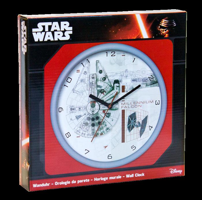 Ceas Star Wars - Millennium Falcon 1
