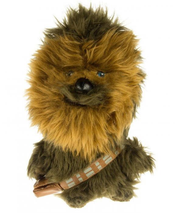 Chewbacca din plus - 20 cm 0