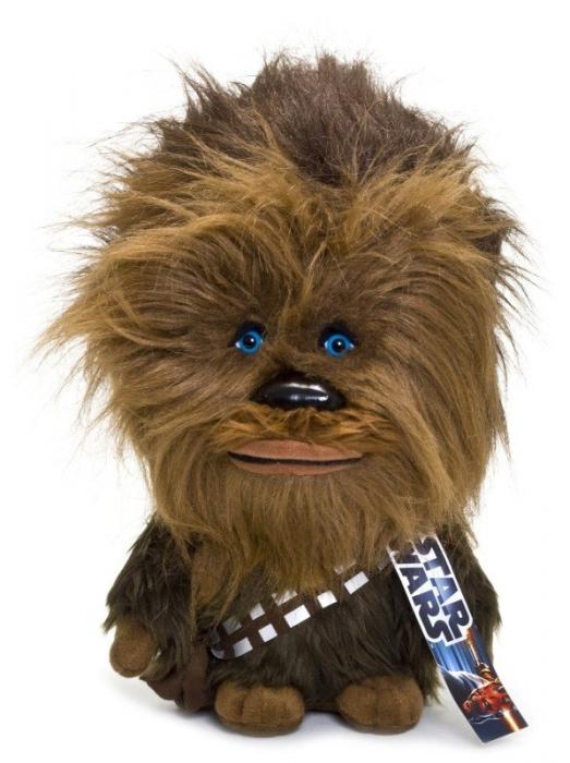 Chewbacca din plus - 40 cm [0]
