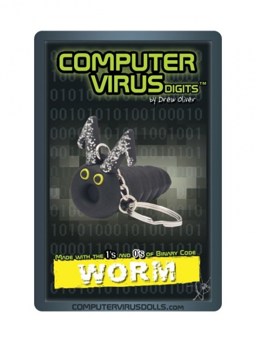 Computer Worm din plus 3